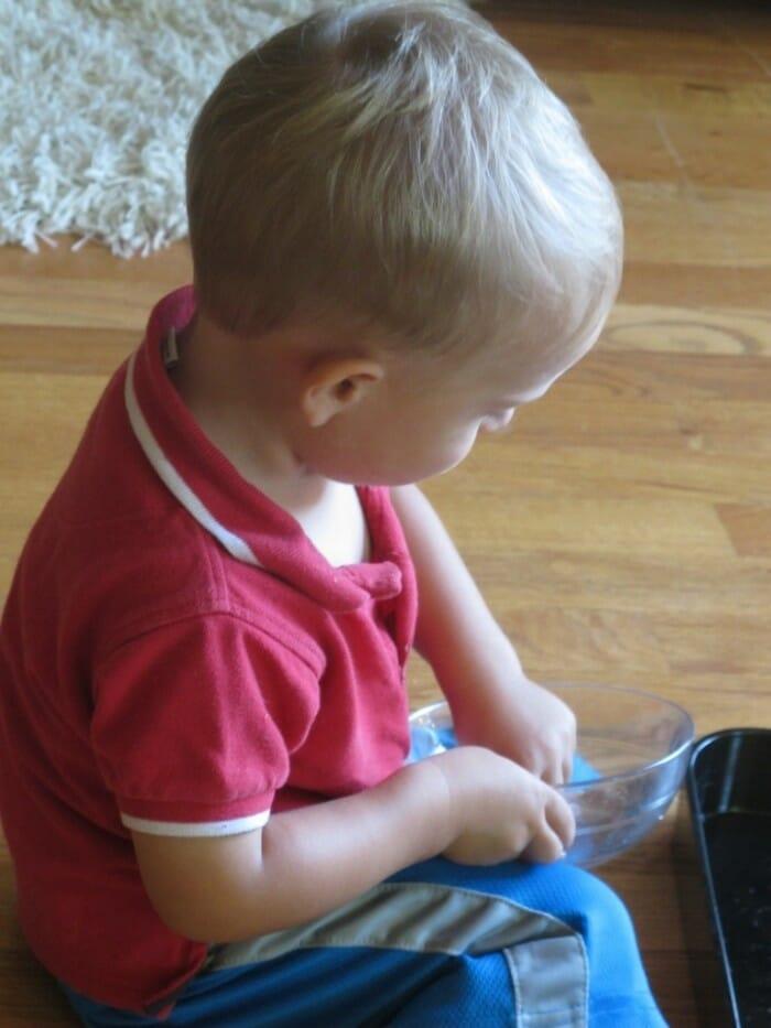 lemon squeezing for kids