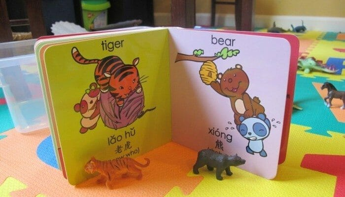 Early Learning Chinese book for kids