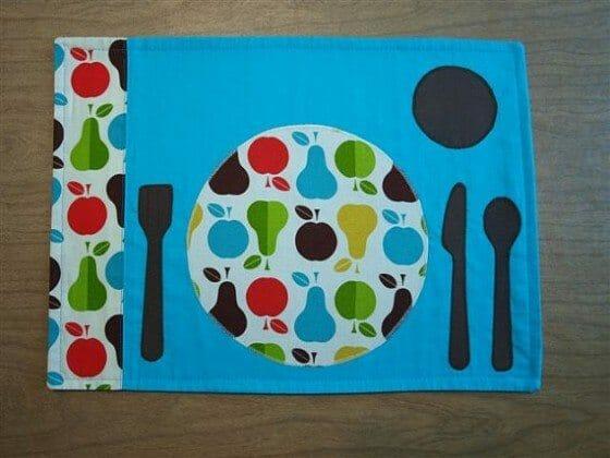 Montessori Placemat