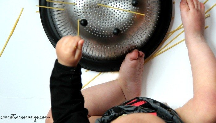Fine Motor Activity for Infants and Toddlers