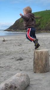 Jumping Montessori Movement