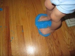 GAK Footprints