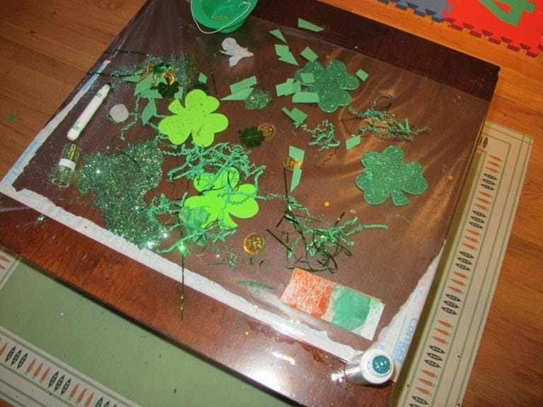St. Patrick's Day Activityfor Preschoolers and Toddlers