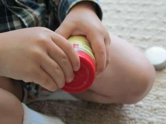 Montessori Open and Close Activity