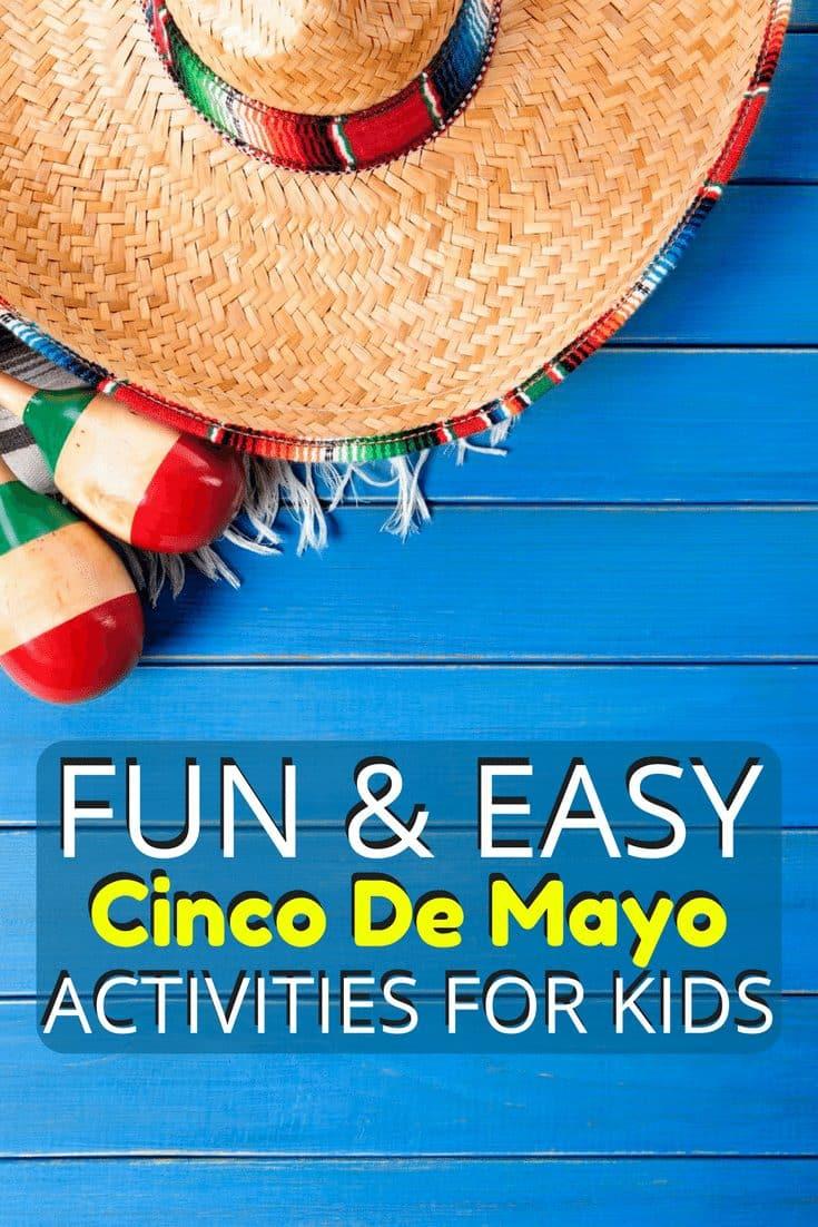 Cinco De Mayo Preschool Activities