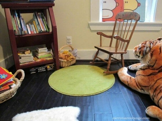 Montessoriinspiredplayandlearningroom