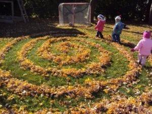 outdoor leaf activities