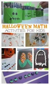 halloween math activities for kids