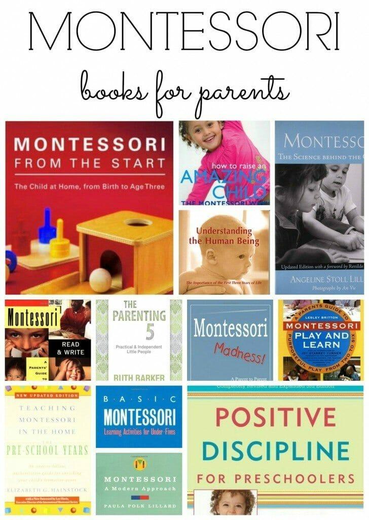 Learn my go to Montessori Books