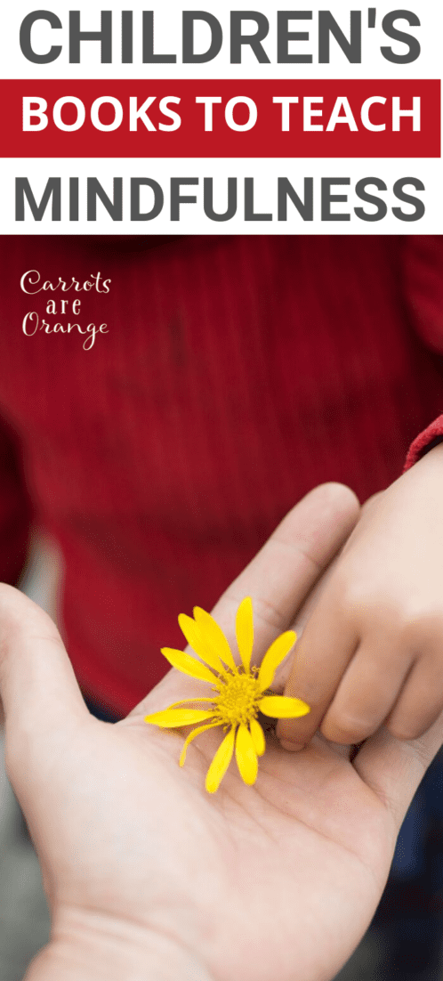 Childrens Books to Teach Mindfulness