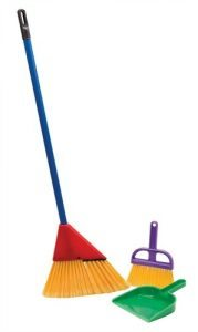 Infant Toddler Montessori Gift Guide Broom Set