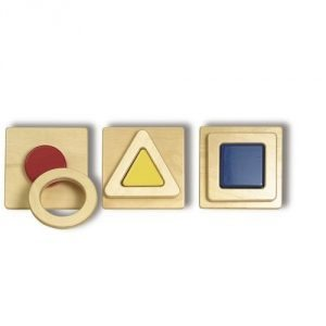 Infant Toddler Montessori Gift Guide Geo Form Boards Puzzle