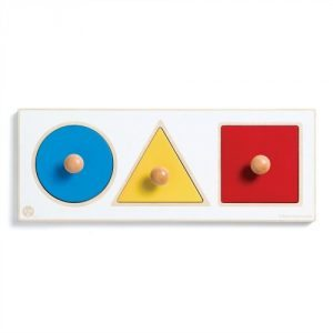Infant Toddler Montessori Gift Guide Recognizing Shapes