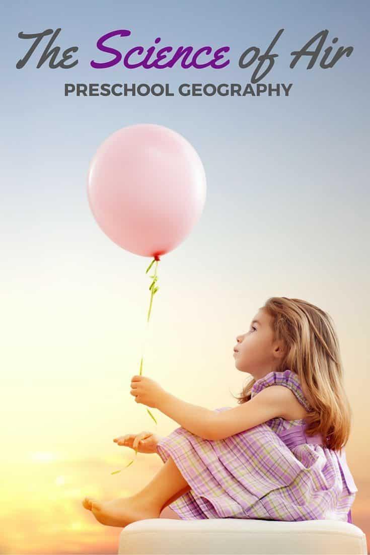 Air Science for Preschoolers