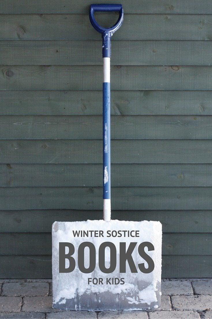 winter solstice books for kids