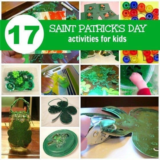stpatricksdaycollage