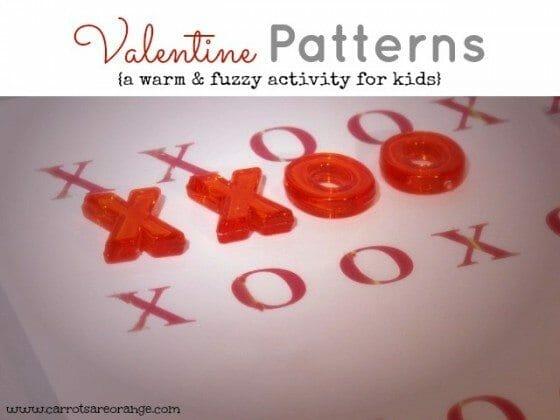 valentinepatternactivityforkids
