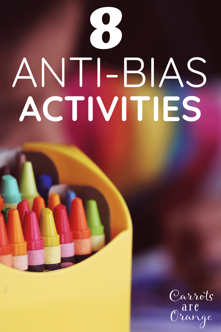 8 Anti-Bias Activities for the Home & Classroom