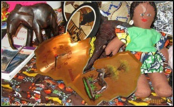 Zambian cultural items
