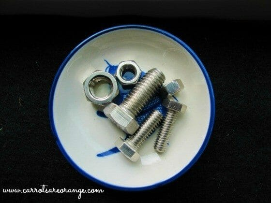 Nuts & Bolts Tray