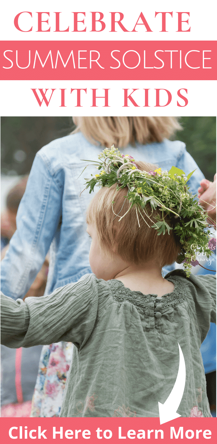 What is Summer Solstice & How to Celebrate with Kids