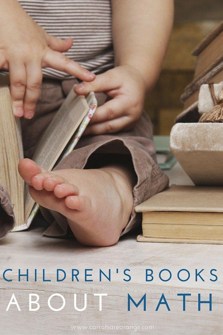 CHILDREN'S BOOK ABOUT MATH