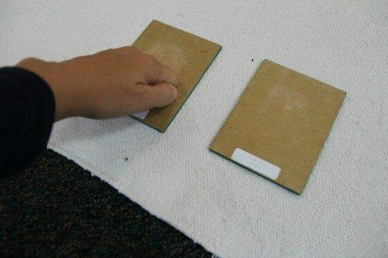 Learn the Montessori Sandpaper Numerals Lesson