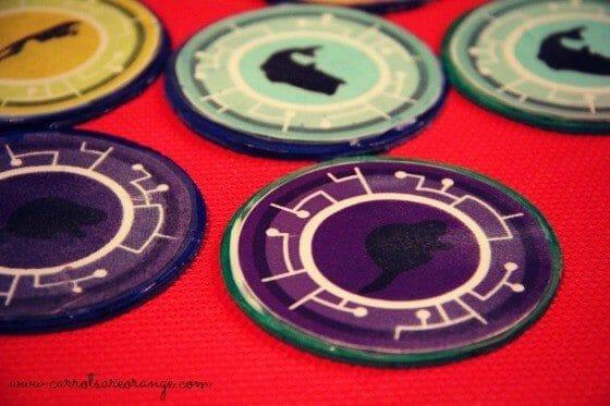 wild kratts creature power discs crafts