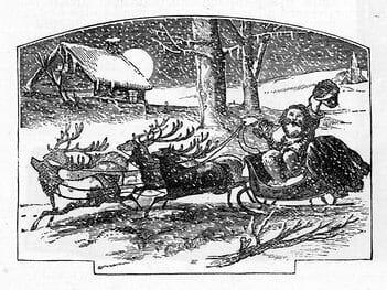 Santa_Claus_and_Four_Reindeer