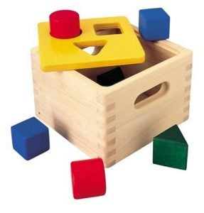 Montessori Toys for Babies & Toddlers: 7+ Ideas for You - Shape & Sort