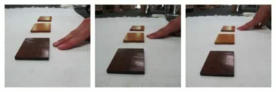 Baric Tablets - Montessori Sensorial Lesson