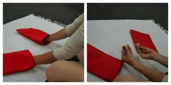 Montessori Sensorial: Mystery Bag