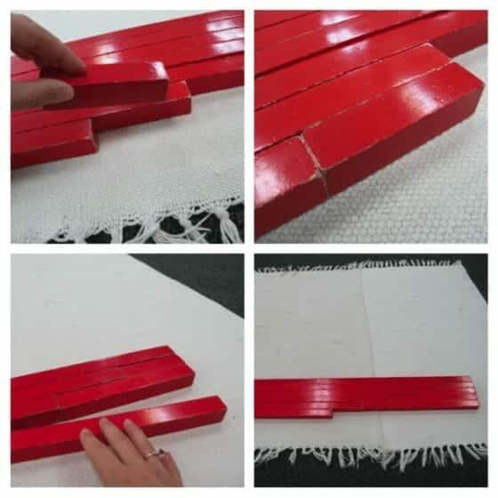 Red Rods Presentation II