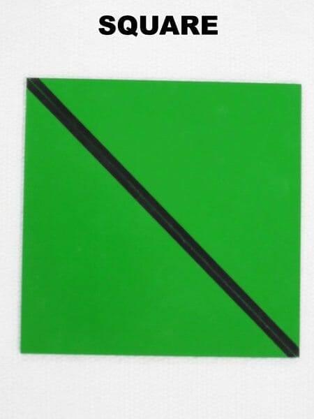 rectangle box square
