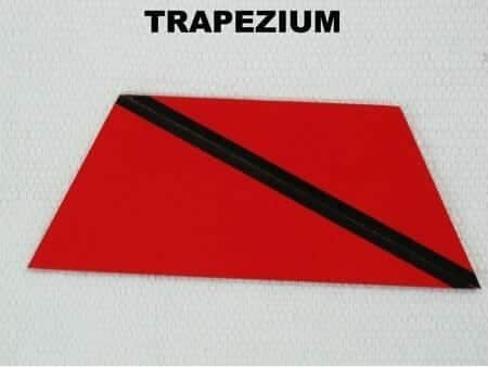 rectangle box trapezium