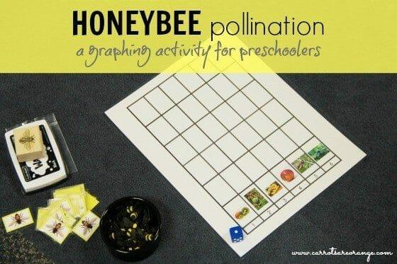 preschool math honeybee