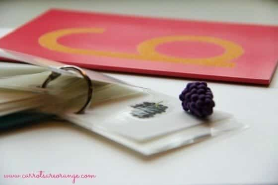 Language Activities for 3 Year Olds