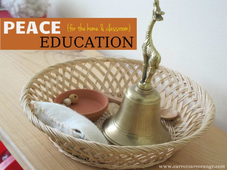 Peace Education for Kids
