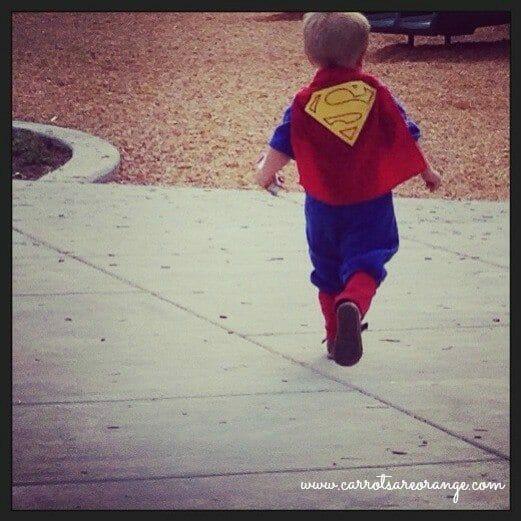 superman playground
