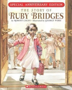 Books about courage Ruby Bridges