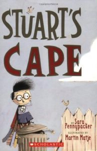 Books about courage Stuarts Cape