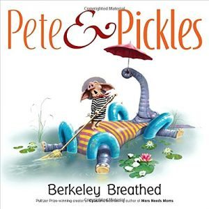Books to teach a child about courage Pete and Pickles