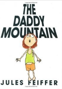 Books to teach a child about courage The Daddy Mountain