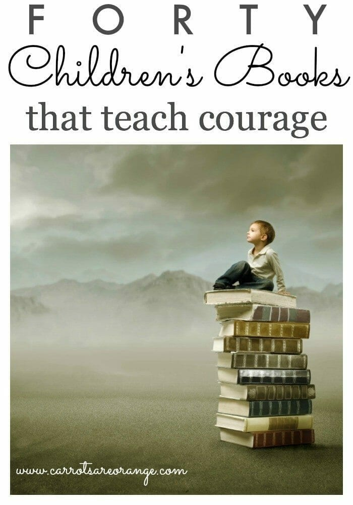 courage childrens books