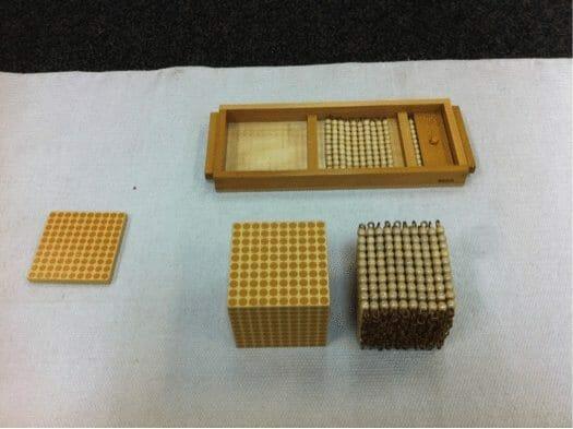 Golden Beads - Montessori Math