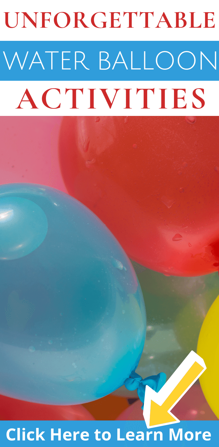 Classic Water Balloon Activities for Kids