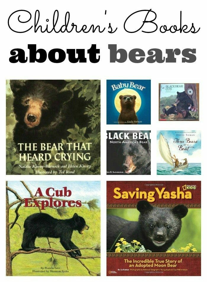 Children's Books about Bears_1