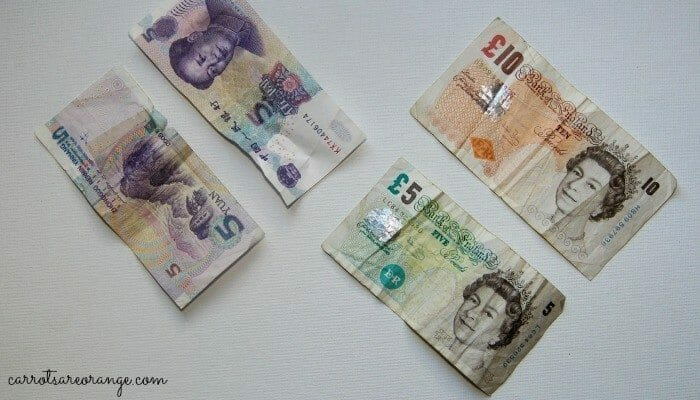 Currency Matching