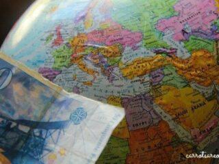 geography activity kindergarten