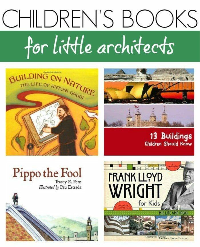 Children's Books for Builders List